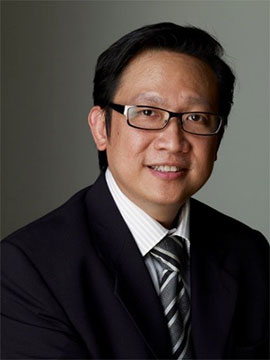 Dr. Bernard Lee (Chief Executive Officer)