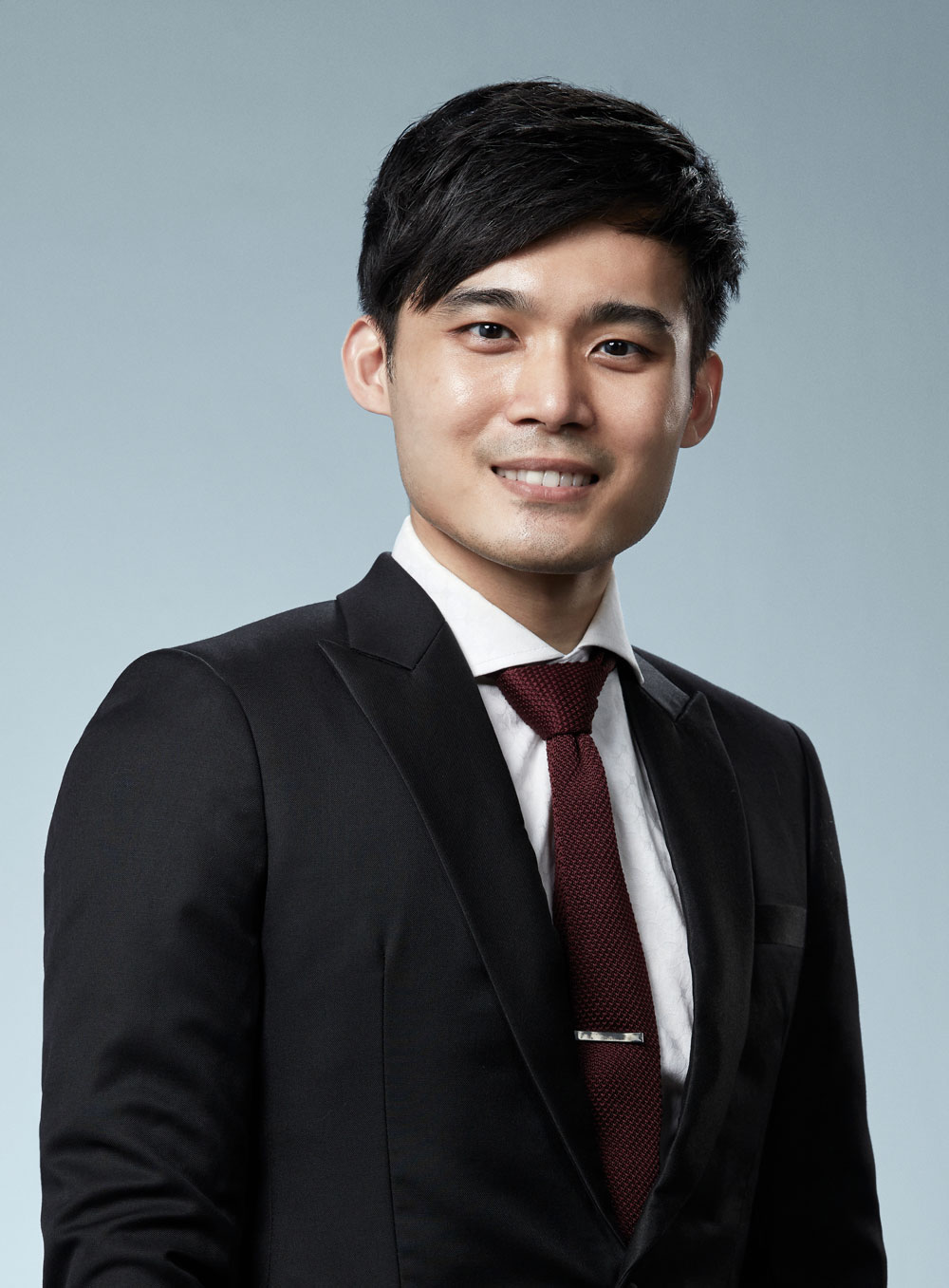 Daryl Li (Principal Physiotherapist)