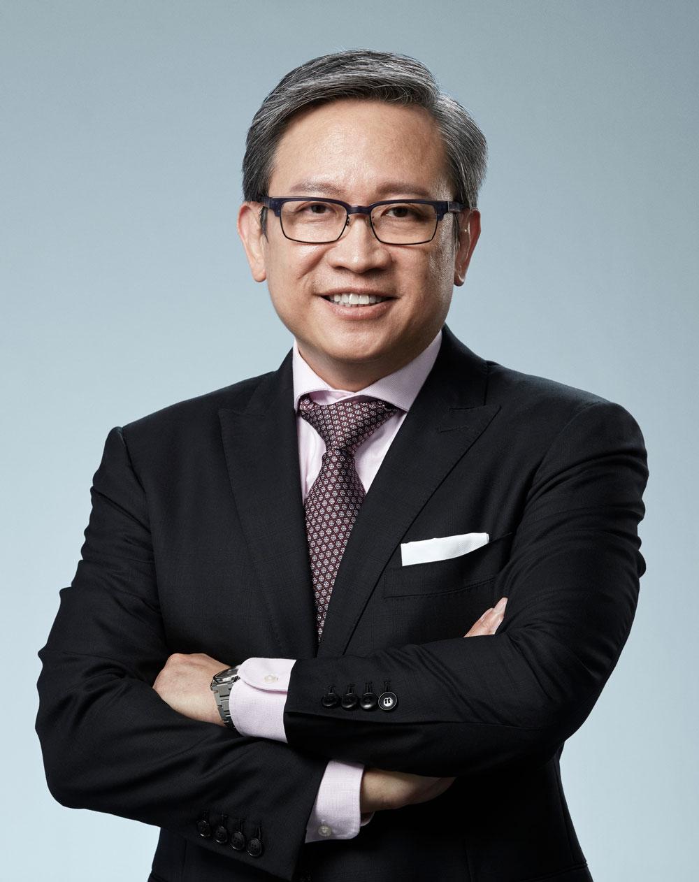 Dr. Bernard Lee Mun Kum (Chief Executive Officer)